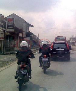 Pake Helm Yamaha