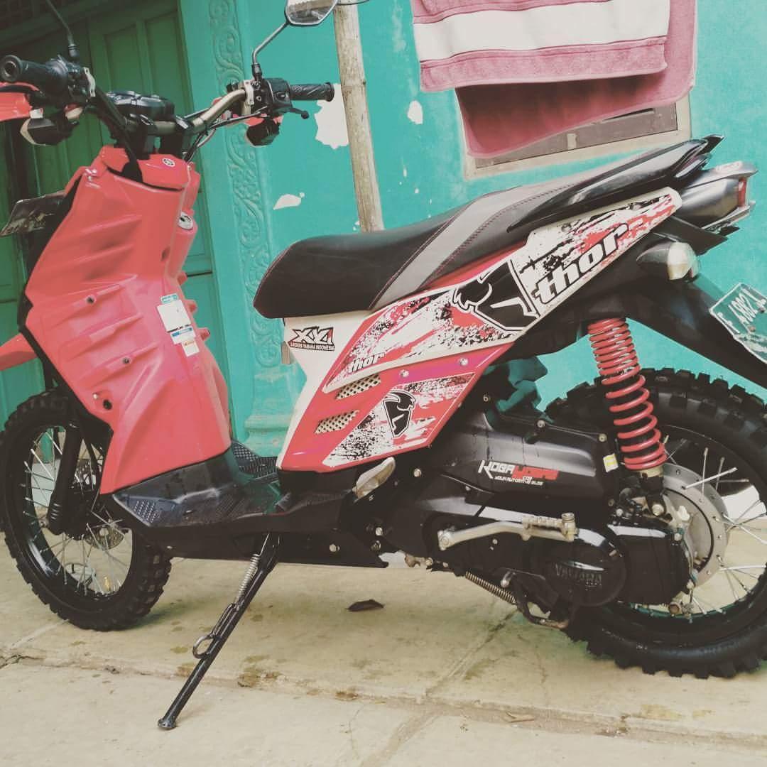 Inilah Tampang Honda Beat Street Lawan Sejati Yamaha X Ride